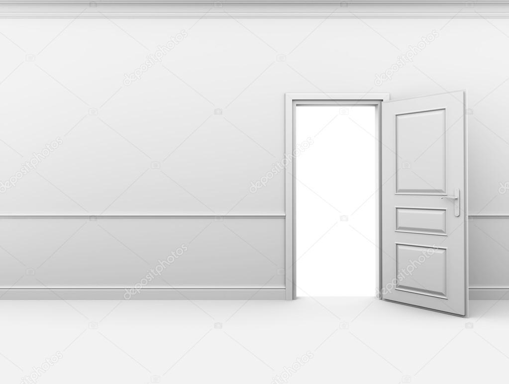 Bildresultat för öppen dörr