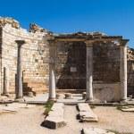 Ancient Ruins of Ephesus — Stock Photo #60636951