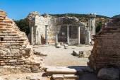 Ancient Ruins of Ephesus — Stock Photo