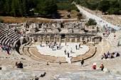 Ancient Theatre of Ephesus — Stock Photo