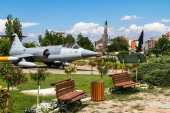 Eskisehir Aviation Museum — Stock Photo
