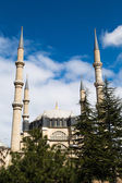 Outside view of Edirne  Selimiye Mosque — Stock Photo