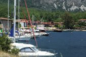 Vista Marina — Fotografia Stock