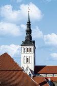 Kostel svatého Mikuláše — Stock fotografie