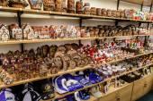 Souvenir Shop in Tallinn — Stock Photo