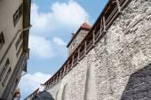 Tallin duvarlar — Stok fotoğraf