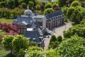 Vivienda y arquitectura de los Países Bajos — Foto de Stock