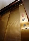 Cabina de ascensor de pasajeros — Foto de Stock