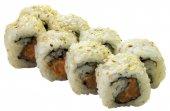 Japanese national food sushi — Stock Photo
