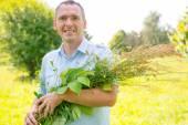 Herbalist — Stock Photo