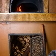 Traditional Italian pizza oven — Stock Photo #56351115