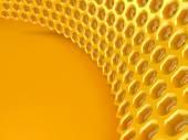 Honey background — Stock Photo