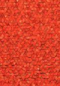 Dreiecke-Hintergrund — Stockfoto