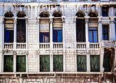 Venetian architectural detail — Stockfoto