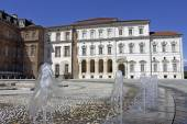 Královský palác Venaria Rale (Torino - Itálie) — Stock fotografie