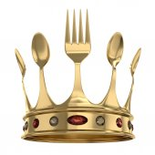 King of the kitchen — Stockfoto