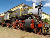 Old steam engine . — Stock fotografie