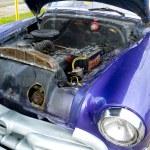 Original vintage engine. — Stock Photo #67567457