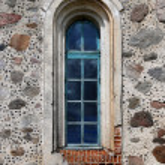 Old window — Stock Photo #70070711