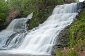 Powerful waterfall — Stock Photo
