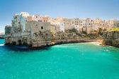 Puglia, Polignano a Mare — Stock Photo