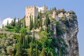 Castello di Arco - Arco Castle (Trentino, Italy) — Stock Photo