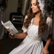Perfect bride — Stock Photo #76779213
