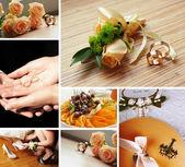 Bruiloft accessoires — Stockfoto