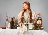 White Princess — Stock Photo