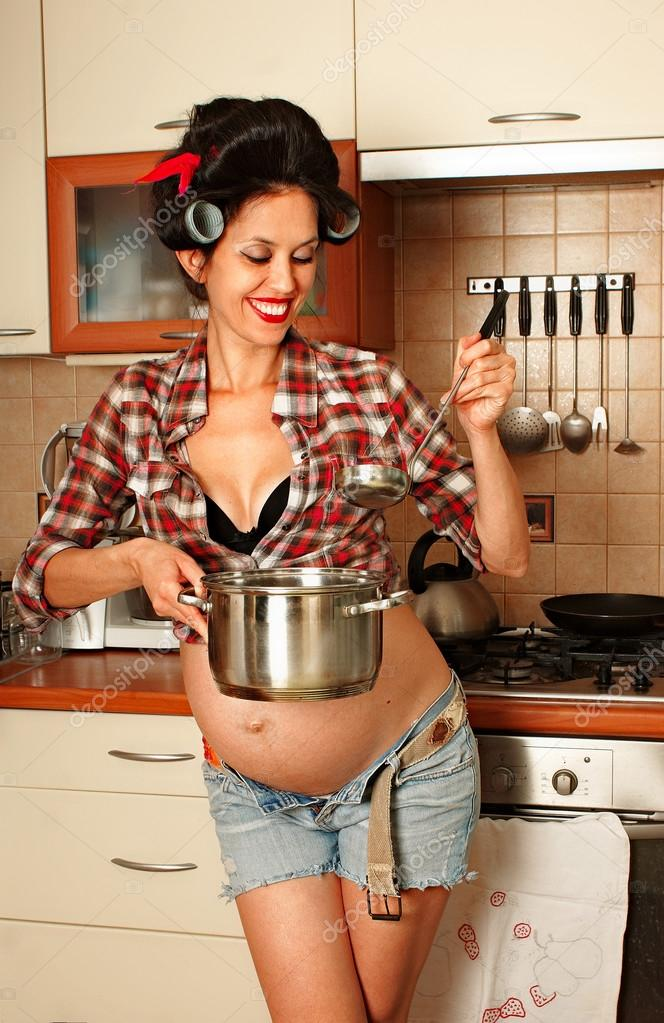 Pregnant Housewife 93