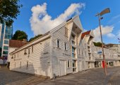 Maritime museum stavanger, norwegen — Stockfoto