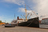 Rogaland ship (1929) in Stavanger, Norway — Stock Photo