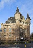 Quarters Leopoldskazerne. Ghent, East Flanders, Belgium — Foto Stock
