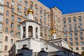 Orthodox church of Michael the Archangel (1662) in Moscow, Russi — Foto Stock