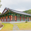 History Hall of Dongnae castle in Busan, Korea — Stock Photo #54969023