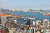 View of Busan Port International Passenger Terminal, South Korea — Photo