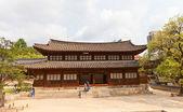 Seogeodang Hall of Deoksugung Palace (XV c.) in Seoul, Korea — Stock Photo