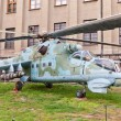 ������, ������: Soviet attack helicopter Mil Mi 24D