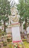 Tomb of Barthelemy Prosper Enfantin  in Paris — Stock Photo