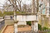 Grave of Moliere in Paris — ストック写真