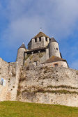 Caesar Tower (XII c.) of Provins France. UNESCO site  — Stock Photo