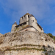 Caesar Tower (XII c.) of Provins France. UNESCO site — Stock Photo #71409545
