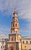 Колокольня Святого Петра и Paul собор (1726) в Казань, Россия — Стоковое фото