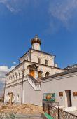 Palace church of Kazan Kremlin, Russia. UNESCO site — Zdjęcie stockowe