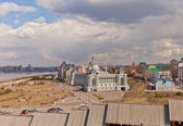 Palace of farmers (2010) in Kazan, Russia — Stock Photo