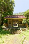 Toyosaka Shrine of Iwami Ginzans, Omori, Japan — Stockfoto
