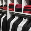Clothes in the shop — Stock Photo #69255129