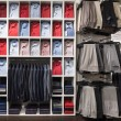 Clothes in the shop — Stock Photo #69655925