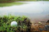 Golf ball — Stock Photo