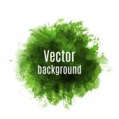 Abstract  background with paint stains, brush strokes and blots — Stock Vector